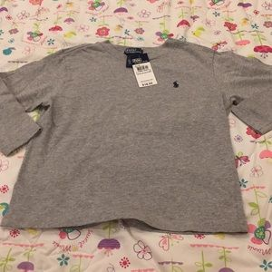NWT Polo by Ralph Lauren T-shirt, size 4